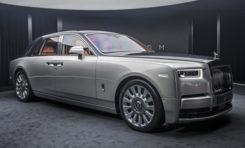 The king of luxurious cars is here - Rolls-Royce Phantom VIII