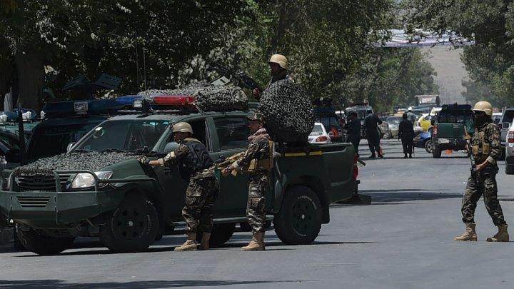 Once again Kabul bleeds