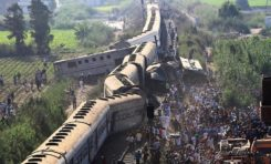 More than 20 people die as a result of train collision in Egypt