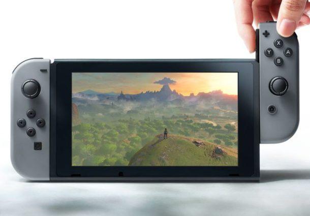 Nintendo Switch in trouble