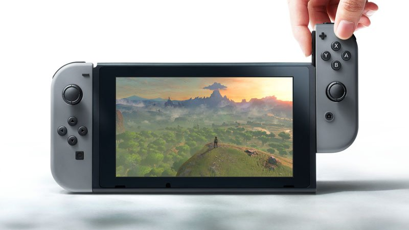Nintendo Switch in trouble