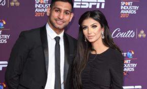 Boxer Amir Khan divorces his wife, Faryal Makhdoom