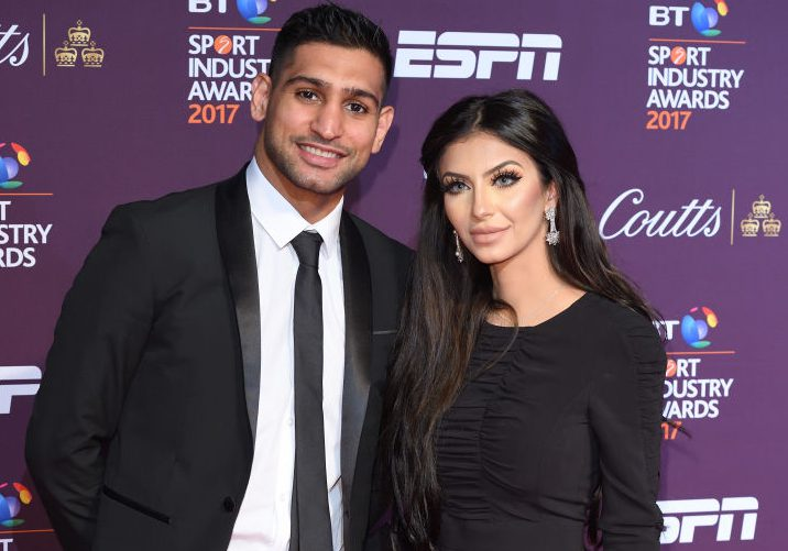 Boxer Amir Khan divorces his wife, Faryal Makhdoom