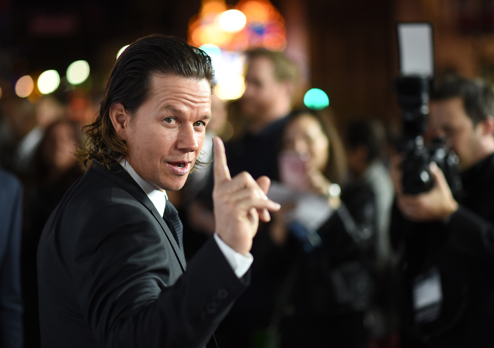Mark Wahlberg tops the list of highest paid actors