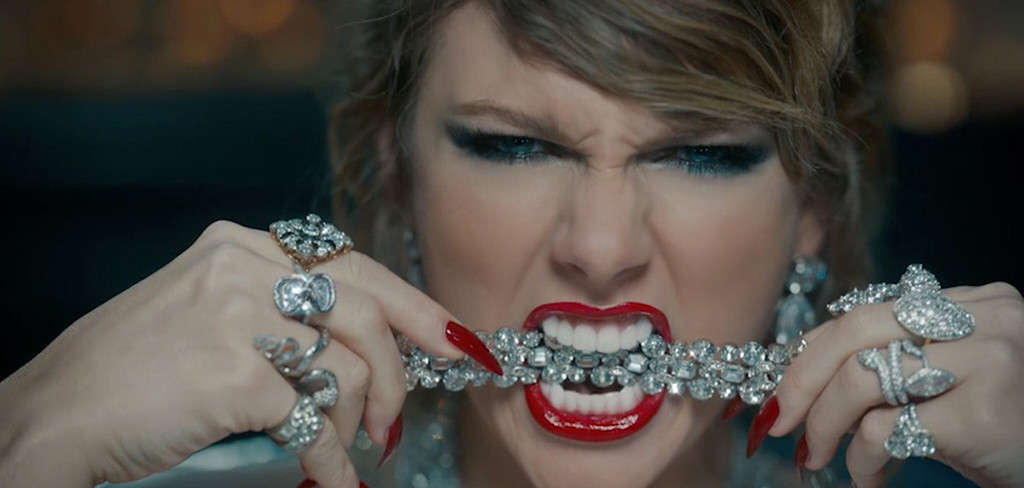 Taylor Swift's music video goes viral