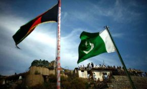 Afghanistan and Pakistan - Two wheels of a cycle
