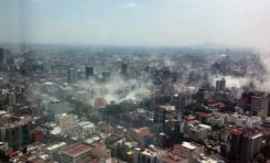 Mexico quake leads to the death of more than 200 people