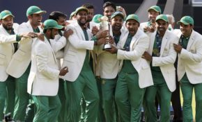 Pakistan all set to welcome the World XI