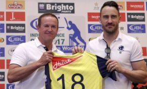 The return of International players on Pakistan's soil