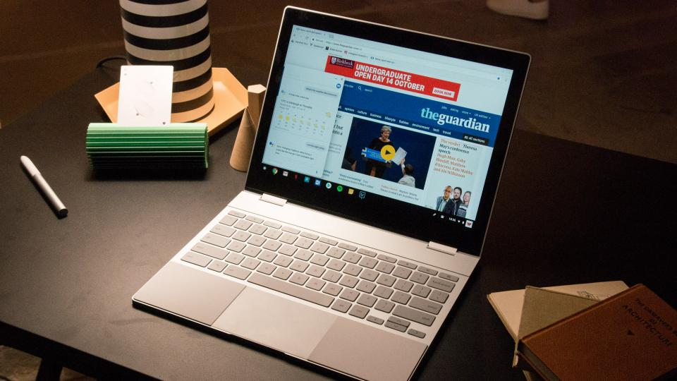 Google launches a new Chromebook called the google Pixelbook