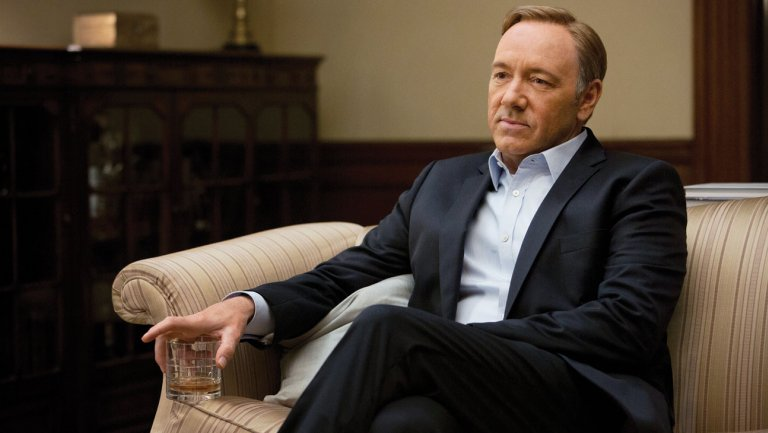 Kevin Spacey accused of sexual assault