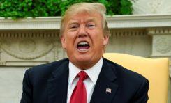 Donald Trump 'racist slur' provokes outrage.