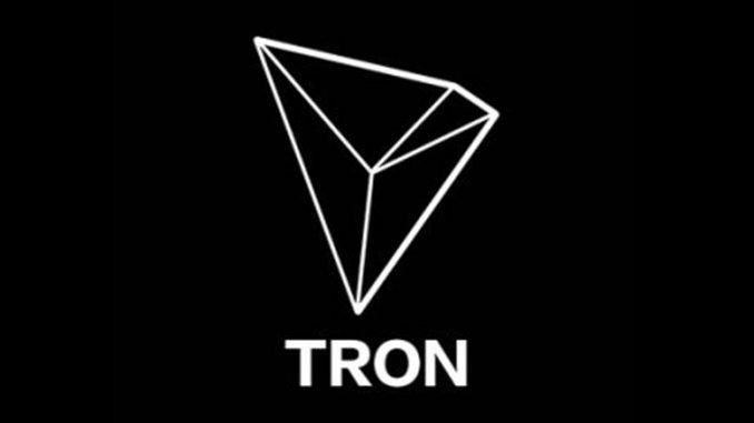 TRON leaps into the top 10 cryptocurrencies.