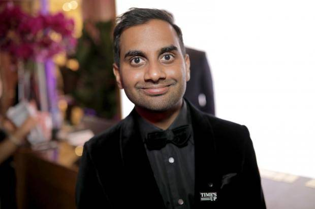 Aziz Ansari responds to allegations of sexual misconduct.