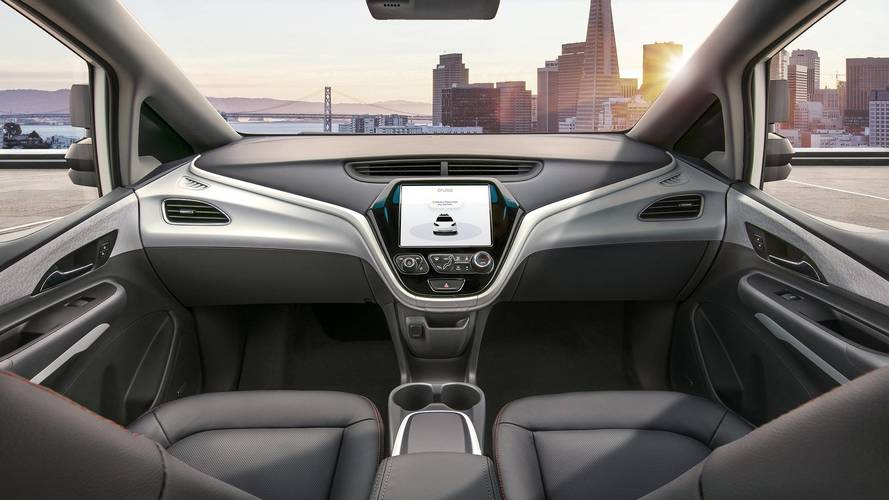 GM plans to release cars with no steering wheel in 2019.