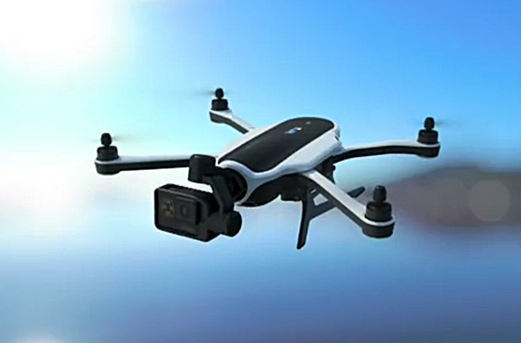 GoPro Cuts 200-300 Jobs In It's Drone Division.