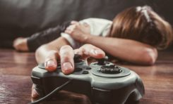 Gaming Addiction classified as a disorder by WHO.